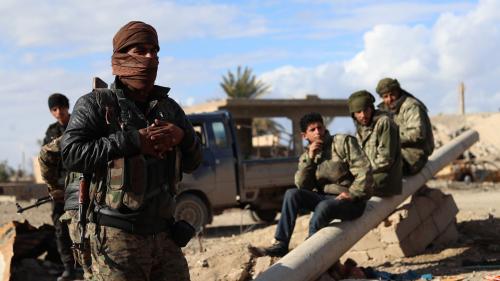 """""""Une fois que la pression militaire va baisser, ils risquent de revenir"""" : la bataille lancée contre les jihadistes en Syrie ne signe pas la fin de Daech"""