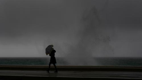 Rafales de vents, précipitations intenses, orages... Ce qui attend l'est de la France avec la dépression Isaias