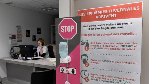 """""""Cette année, on a décidé d'ouvrir une unité saisonnière"""" : à l'hôpital d'Argenteuil, la grippe force à la réorganisation   https://www.francetvinfo.fr/sante/maladie/grippe/cette-annee-on-a-decide-d-ouvrir-une-unite-saisonniere-a-l-hopital-d-argenteuil-la"""