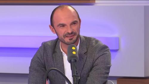 """""""On va s'attaquer au problème du financement de la vie étudiante"""", assure Benjamin Ducousso, le PDG de Wizbii"""