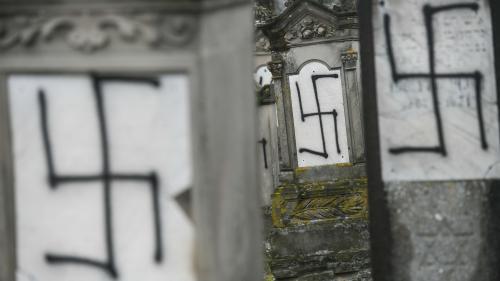 Les actes antisémites en hausse de 74% en France en 2018