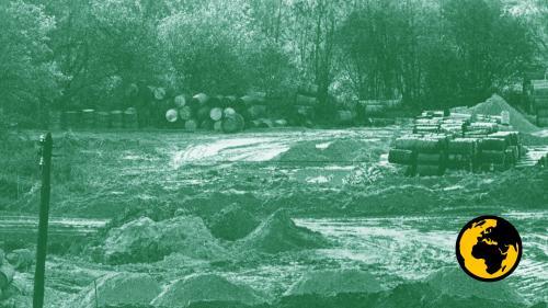 """#AlertePollution : on l'appelait le """"village le plus pollué de France"""" : on est retourné à Sermaise, où 2 000 fûts toxiques sont toujours enfouis"""