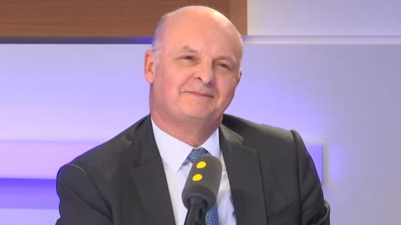 Thierry Laborde, directeur général adjoint de BNP Paribas, invité de franceinfo mardi 12 février.