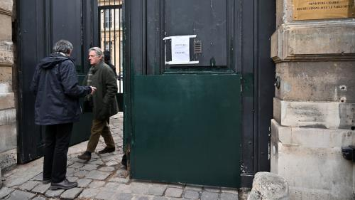 """""""Gilets jaunes"""" : quatre personnes suspectées d'avoir forcé l'entrée du ministère de Benjamin Griveaux le 5 janvier ont été interpellées"""