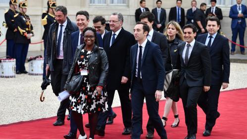 VIDEO. Emelien, Fort, Séjourné : départs en série au sein de la garde rapprochée d'Emmanuel Macron