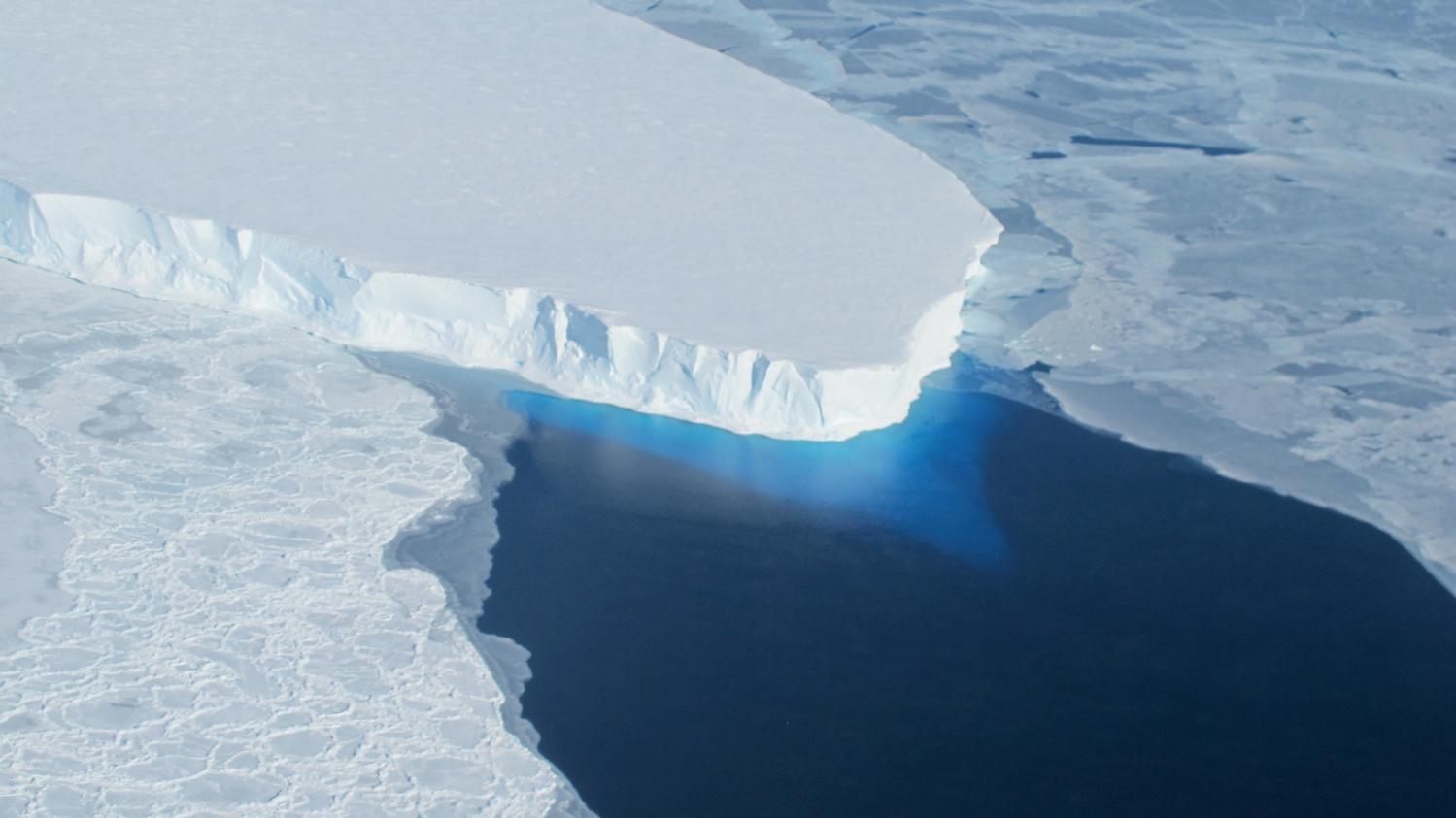 """VIDEO. """"C'est une catastrophe ce qu'il se passe en Antarctique ouest"""" : pourquoi le glacier Thwaites inquiète les scientifiques"""