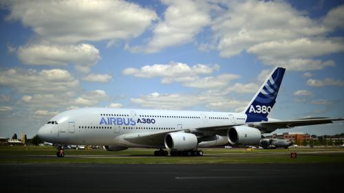 """Fin de l'Airbus A380 : """"Sans lui il n'y aurait pas eu l'A350"""""""