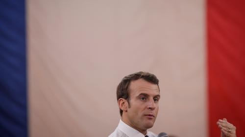DIRECT. Grand débat national : Emmanuel Macron à la rencontre des maires de l'Indre