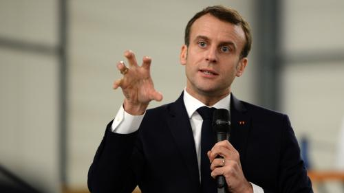 nouvel ordre mondial | Emmanuel Macron choisit le 11mars pour instaurer une Journée d'