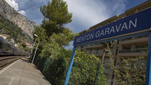 VIDEO. Des policiers français forcent les toilettes d'un train venu d'Italie pour arrêter trois migrants