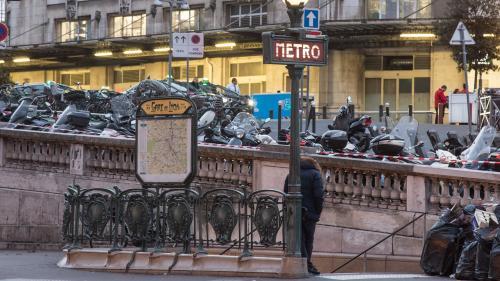 nouvel ordre mondial | Paris : une personne dans un état grave après une attaque au produit chimique à la gare de Lyon