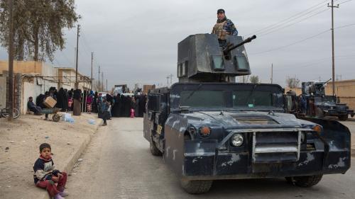 """La fin de l'Etat islamique en Syrie ? """"C'est un tour de passe-passe politique de Donald Trump pour justifier le retrait des troupes américaines"""""""