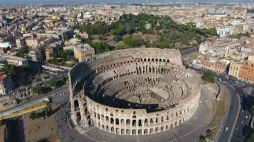 VIDEO. A Rome, des fouilles archéologiques bloquent la construction du métro et mettent au jour de nouvelles merveilles