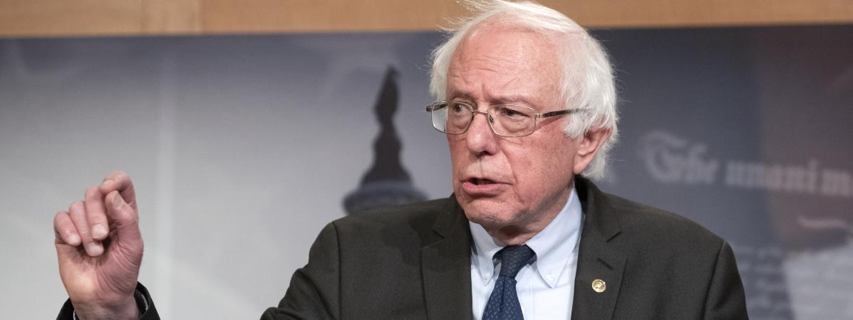 Etats-Unis : le démocrate Bernie Sanders s'apprête-t-il à annoncer sa candidature à la présidentielle ?