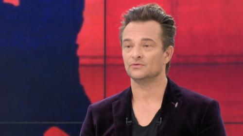 "David Hallyday : ""Un album très difficile à composer"""