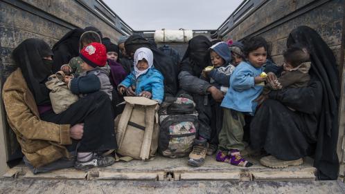 Syrie : Trump ordonne à la France et à l'UE de rapatrier leurs jihadistes