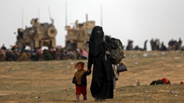 Syrie : Baghouz, le dernier baston de Daech sous les bombes