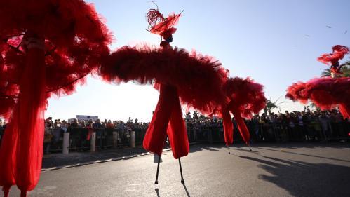 Nice va tester la reconnaissance faciale pendant le carnaval