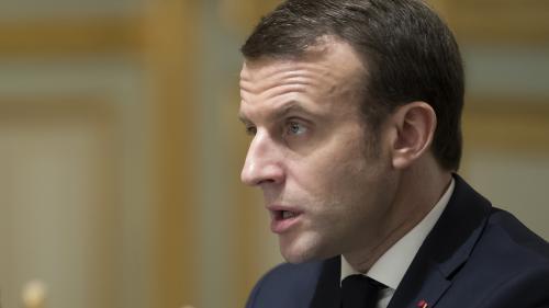 Emmanuel Macron ne se rendra pas demain au rassemblement contre l'antisémitisme