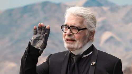 "DIRECT. Mort de Karl Lagerfeld : Bernard Arnault se dit ""infiniment attristé"""