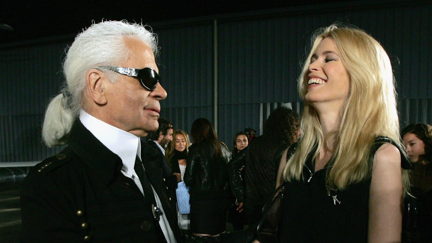 Lagerfeld Créa Femmes Les Et Ses ClaudiaVanessa Autres Karl MpGqUzVS