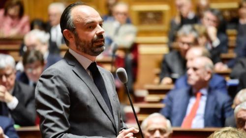 """Edouard Philippe appelle à être """"totalement déterminé"""" contre l'antisémitisme"""