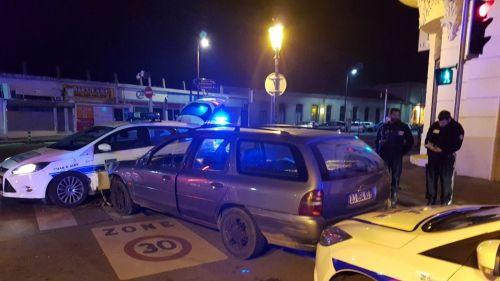 Gard : des policiers municipaux victimes d'une tentative d'homicide à Alès
