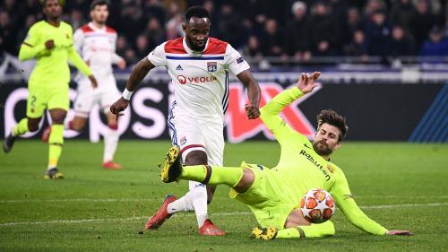 Ligue des champions : revivez le choc entre l'Olympique lyonnais et le FC Barcelone en 8es de finale aller