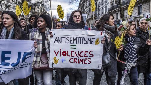 Six questions sur les rassemblements contre l'antisémitisme prévus ce mardi