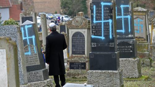 Quels sont les leviers législatifs permettant de réprimer l'antisémitisme en France ?