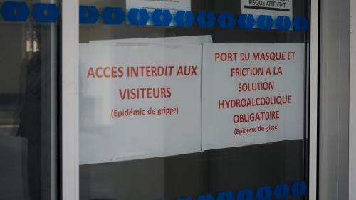 L'épidémie de grippe a déjà fait 2 800 morts en France