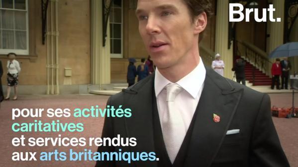 VIDEO. Benedict Cumberbatch, un acteur engagé et fidèle à ses convictions