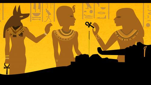 GRAND FORMAT. En 1922, la rocambolesque découverte du tombeau de Toutankhamon, le pharaon oublié