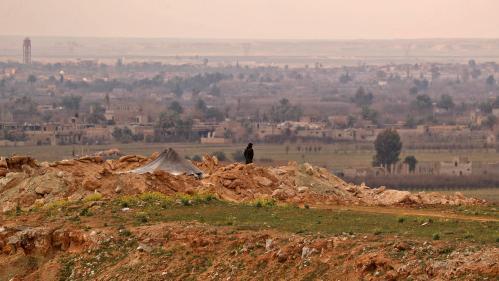 Syrie : les jihadistes étrangers, cibles privilégiées