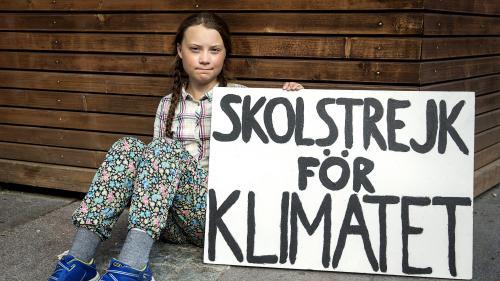 Greta Thunberg, l'adolescente suédoise qui met les pieds dans le plat pour sauver le climat