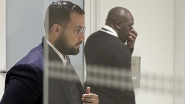 Nouvelles demandes de remises en liberté pour Alexandre Benalla et Vincent Crase