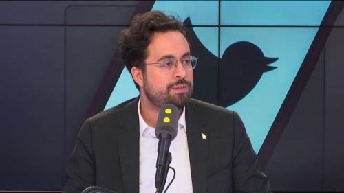 """Gilets jaunes"" : ""Ne vous laissez pas manipuler"" avertit Mounir Mahjoubi"