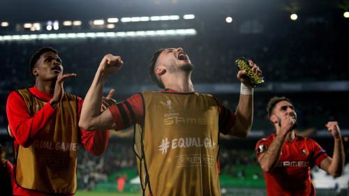 Ligue Europa : Rennes terrasse Séville et se qualifie pour les 8es de finale, une première pour le club breton