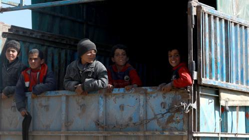 Au moins 2 500 enfants de jihadistes étrangers vivent dans des camps syriens : une ONG appelle leurs pays d'origine à les rapatrier