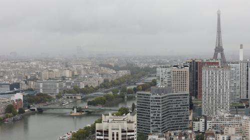 Pollution aux particules fines: vitesse abaissée de 20 km/h ce samedi en Île-de-France et dans les Pyrénées