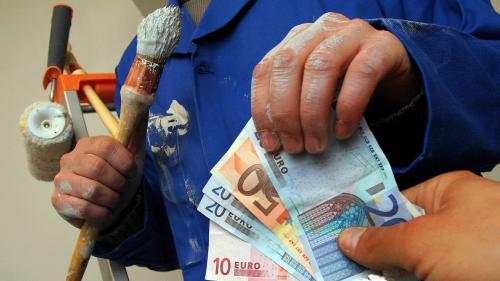 Le travail au noir concerne environ 2,5 millions de personnes en France, selon un rapport