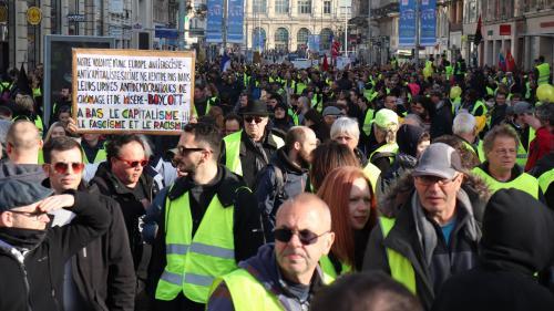 """""""Gilets jaunes"""": le point sur le 15e samedi de mobilisation, région par région"""