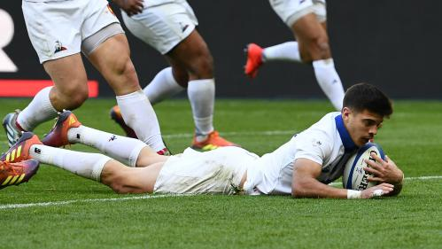 DIRECT. Tournoi des six nations : la France enfonce le clou dès la reprise face à l'Ecosse (15-3)