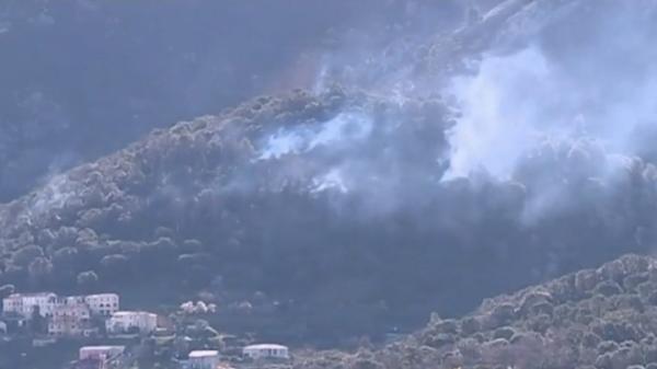 Incendies en Corse : une situation toujours incertaine