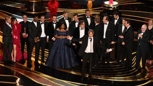 """Oscars 2019 : """"Green Book"""" meilleur film, Olivia Colman et Rami Malek distingués... Découvrez le palmarès complet"""