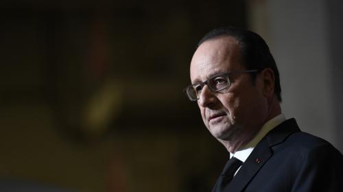 """Pour François Hollande, """"les jihadistes français qui ont commis des actes condamnables en Irak doivent être jugés en Irak"""""""