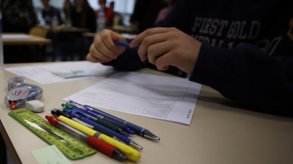 Baccalauréat : l'annulation de l'oral français plutôt bien accueillie