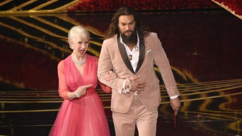Oscars 2019 : ça sentait le rose sur le tapis rouge