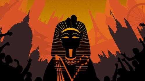 Lettres de fans, malédiction et expos blockbusters : Toutankhamon, le pharaon qui n'en finit pas de conquérir le monde