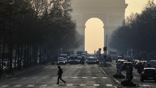 Pollution aux particules fines : ce qu'il faut savoir sur la circulation différenciée mise en place à Paris et Lille mercredi